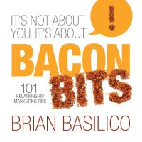 Bacon Bits Cover flat