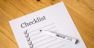 Perfect Marketing Strategy - Checklist