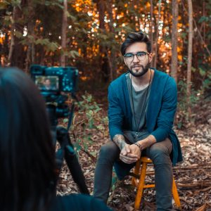 use video interviews to create memories